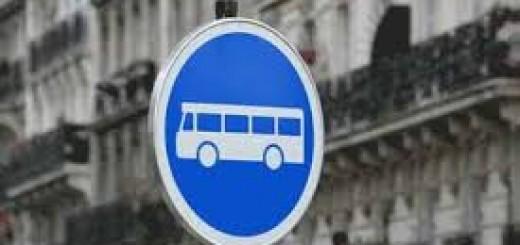 image voie bus