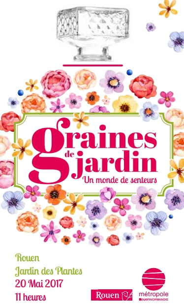 Prochains v nements inauguration du festival graines de for Graines de jardin 2016 rouen